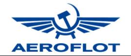 Teléfono Aeroflot
