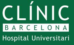 Teléfono Hospital Clínic Barcelona