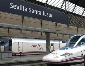 Teléfono Estación Sevilla Santa Justa